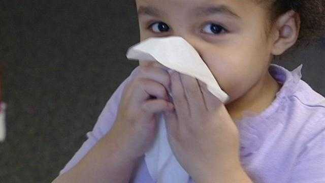 Nurse: If kids are sick, don't send them to school