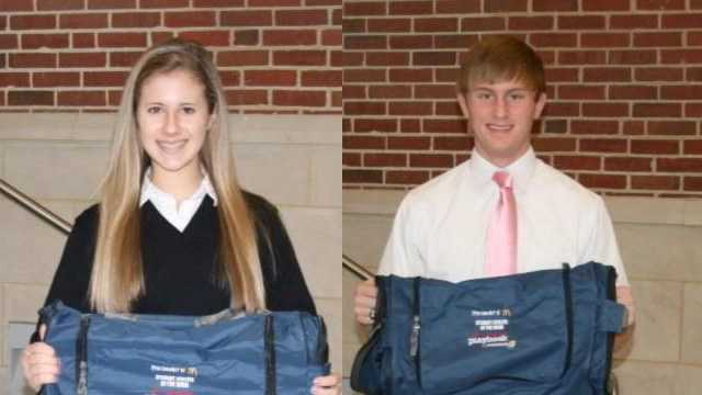 McDonald's Student Athletes of the Week for Jan. 18