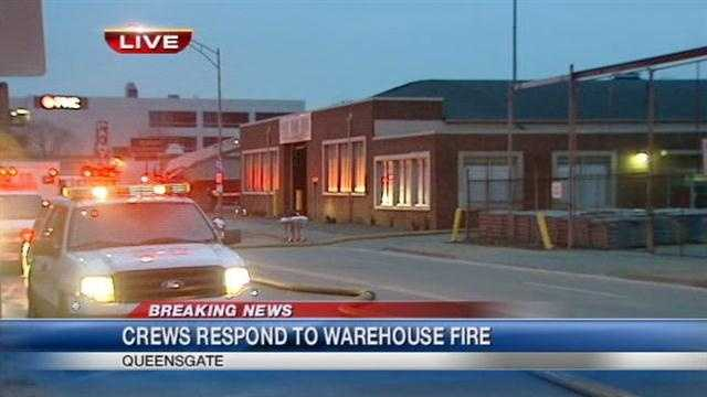 012713 warehouse fire