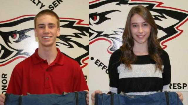 McDonald's Student Athletes of the Week for Jan. 25