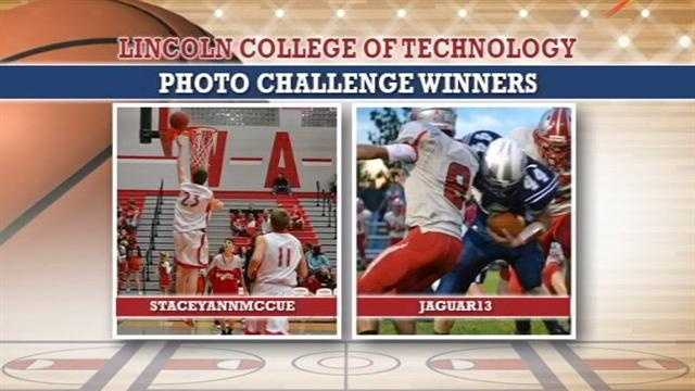 StaceyAnnMcCue, Jaguar13 share Lincoln College of Technology Photo Challenge win for Jan. 18