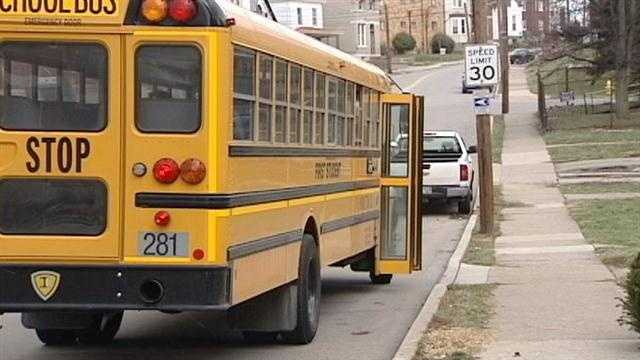 Dispute over school bus route triggers police call