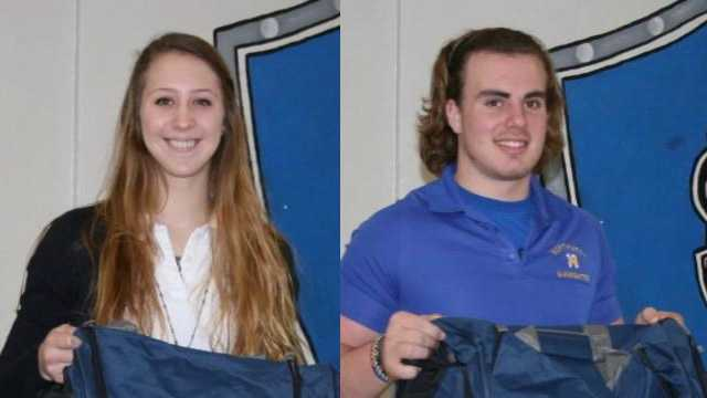 McDonald's Student Athletes of the Week for Feb. 8