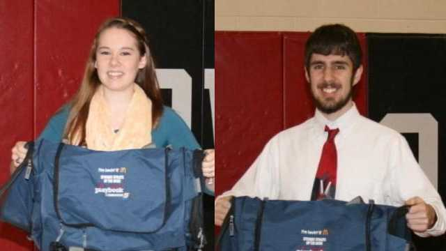 McDonald's Student Athletes of the Week for Feb. 1