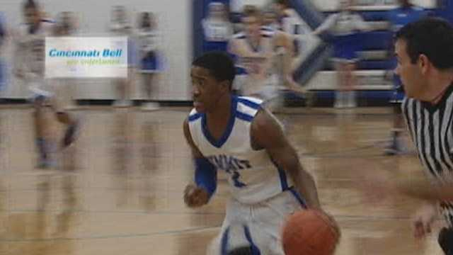Woods' steal and lay-in voted Cincinnati Bell Fastest Play for Feb. 1