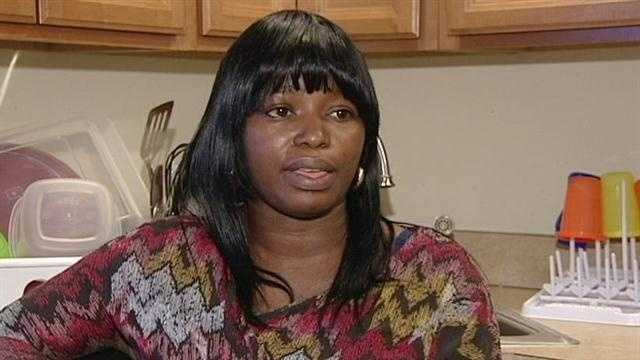 Mom defends self against school beating accusations