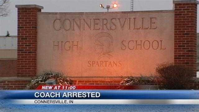Ex-teacher, coach accused of sex with student-athlete