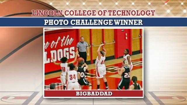 BIGBADDAD wins Lincoln College of Technology Photo Challenge for Feb. 15