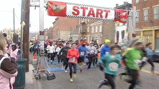 More than 1,000 run in inaugural Bockfest 5K