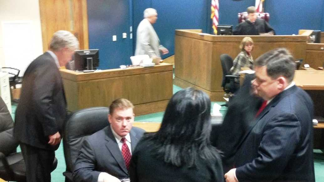 William O'Leary court hearing