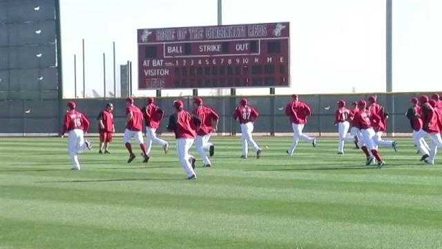 The Reds seems ready to play after some additions to the team and changes in the starting rotation.