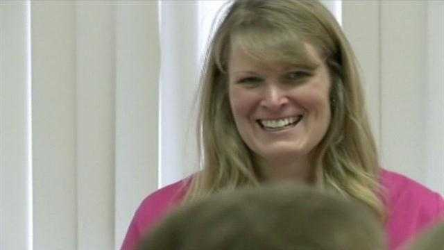 Ohio teacher donates kidney to student