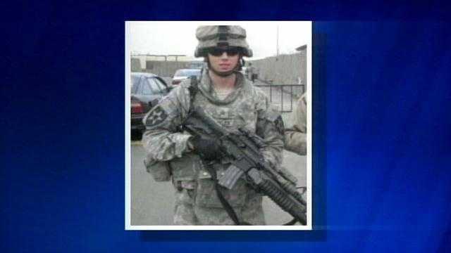 Staff Sgt. Sam Shockley, a Ross High School graduate, was critically hurt in Afghanistan.