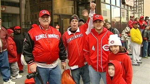 Reds fan for life