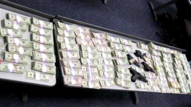 $1M in drugs, $200k in cash seized in Hamilton drug raids