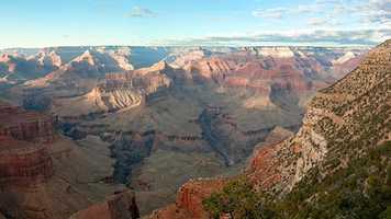 2. Grand Canyon National Park, ArizonaVisitors in 2012: 4,421,352