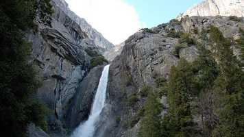 3. Yosemite National Park, CaliforniaVisitors in 2012: 3,853,404