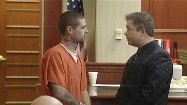 Man pleads guilty in murder of Julian Slaven