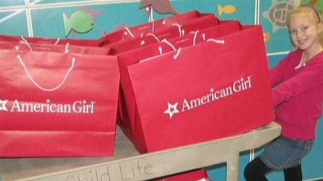Cincinnati girl receives national recognition for her good deed