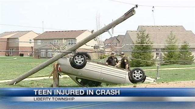 041413 Liberty twp car accident