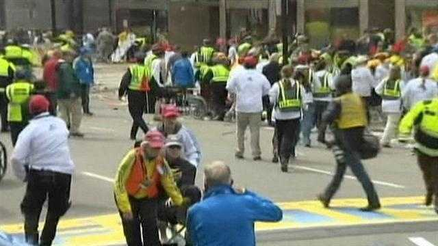 First responders say anytime we have an attack like what happened in Boston, they are flooded with calls. Some are real concerns and others are false threats.