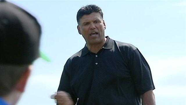 The selection of Anthony Munoz as commencement speaker at Xavier University's May 11 ceremony has touched off a protest by some students.
