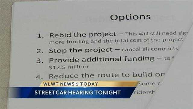 The Cincinnati Streetcar project may face serious changes in the near future.