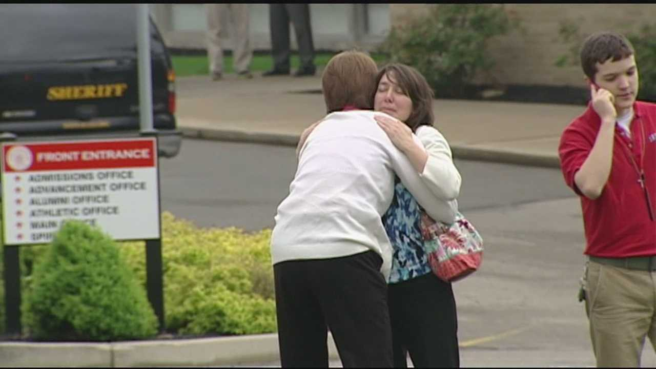 Parents, family react to LaSalle classroom shooting