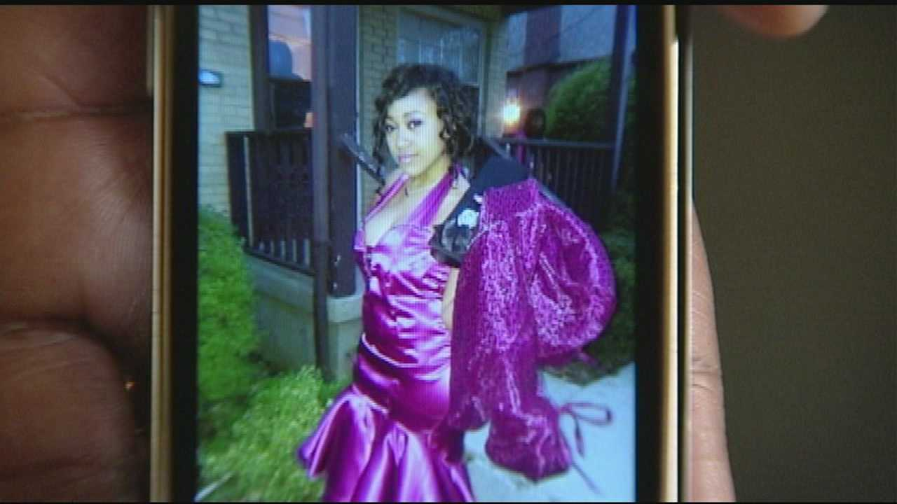 A Mt. Healthy High School senior was told to leave the prom due to her dress, which school officials called inappropriate.