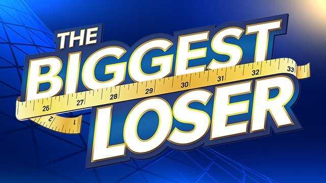 Biggest loser graphic