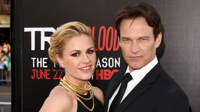 Famous mothers of twins - Anna Paquin