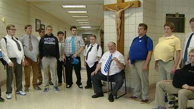 NKY teacher retires after 50 years in the classroom
