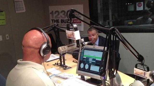 Cincinnati Police Chief James Craig says he's not been offered the top post in Detroit's department.