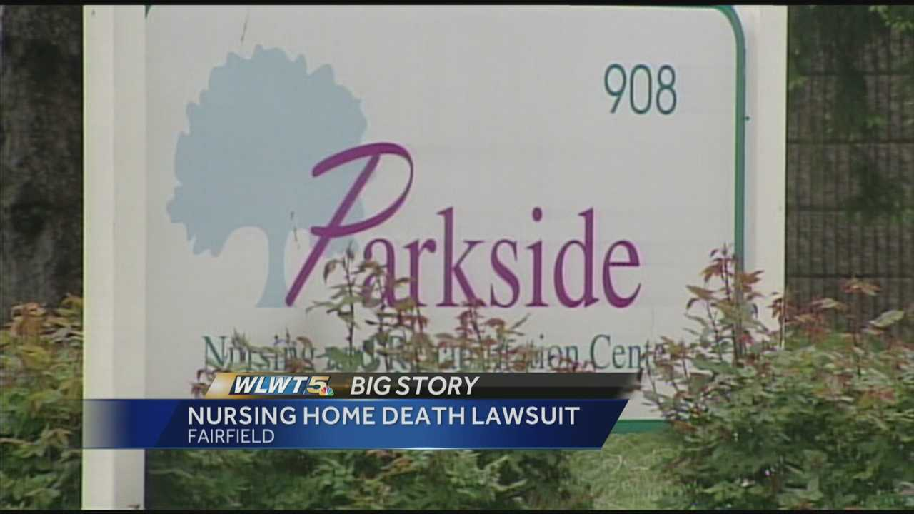 The family of a local woman claims that Patricia Simpson was not properly cared for after she was admitted into Parkside Nursing Home in April 2008.