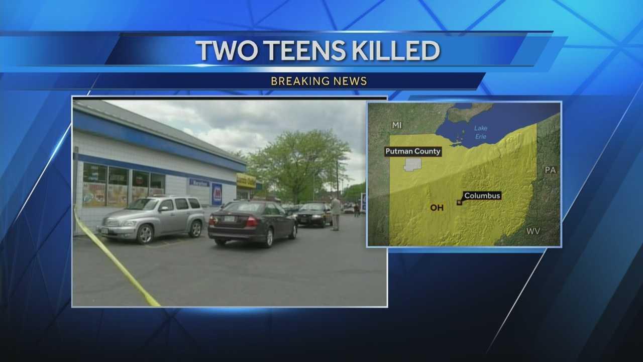 Sources: 2 teens found dead after Amber Alert