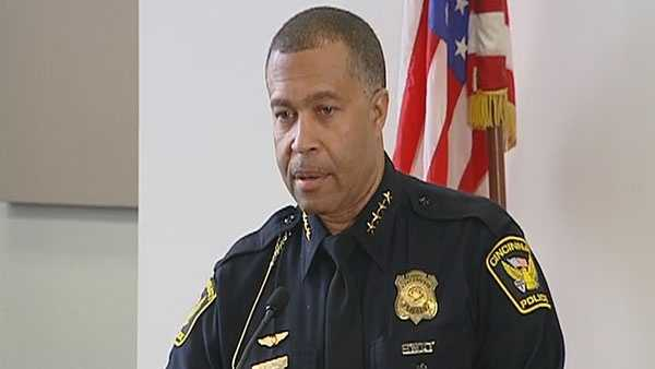 Chief James Craig announces he's going to Detroit