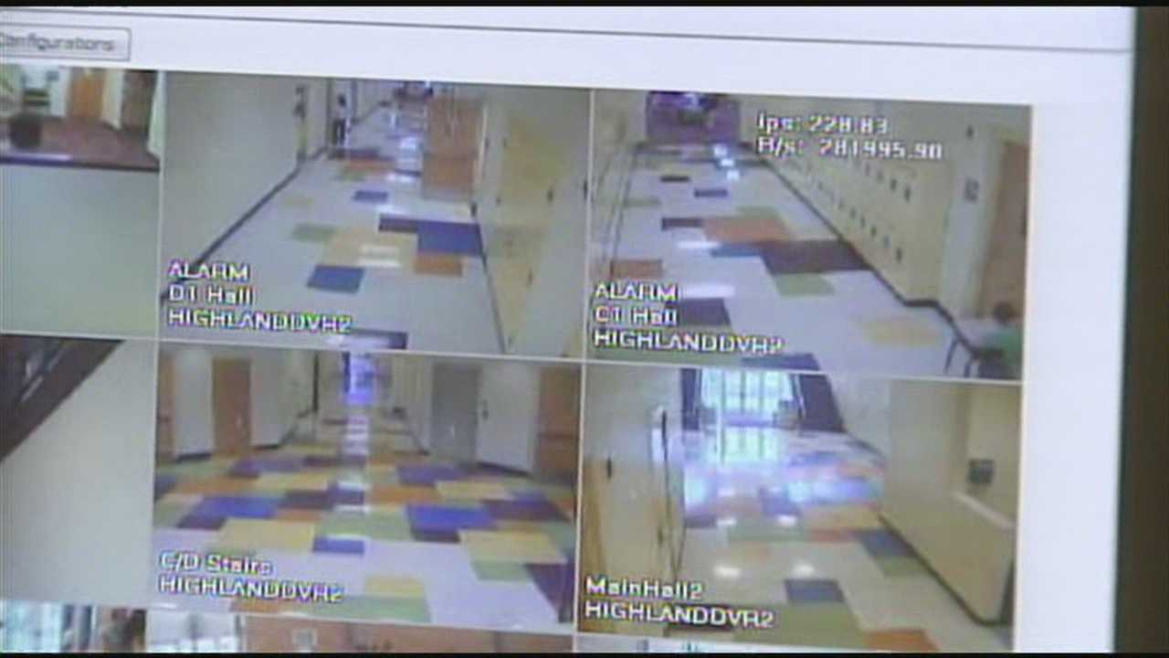 Schools in Hamilton will begin using a new high-tech security system.