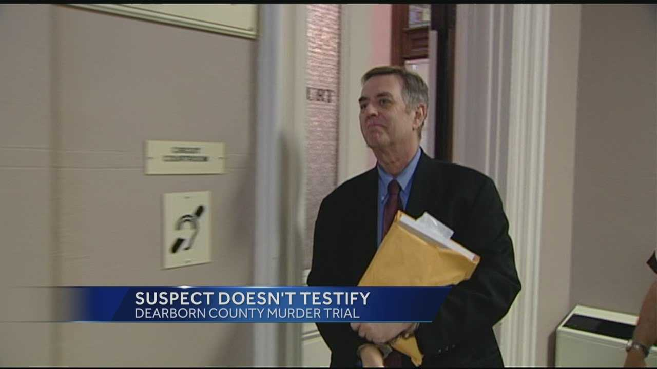 Prosecution, defense rests in Stephenson murder trial
