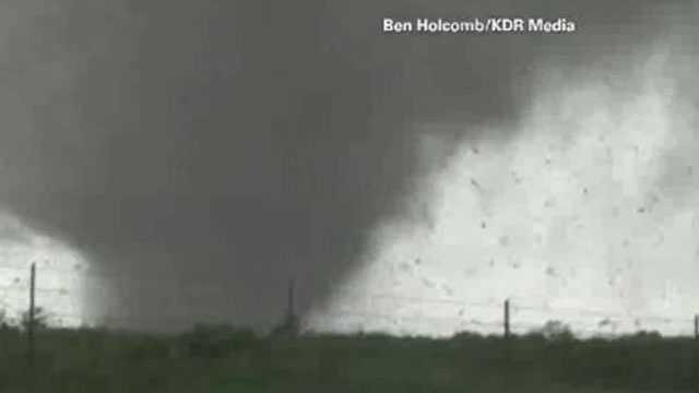 Moore, Okla tornado