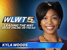 Kyla Woods loves keeping an eye on the roads in the morning. Read more here.