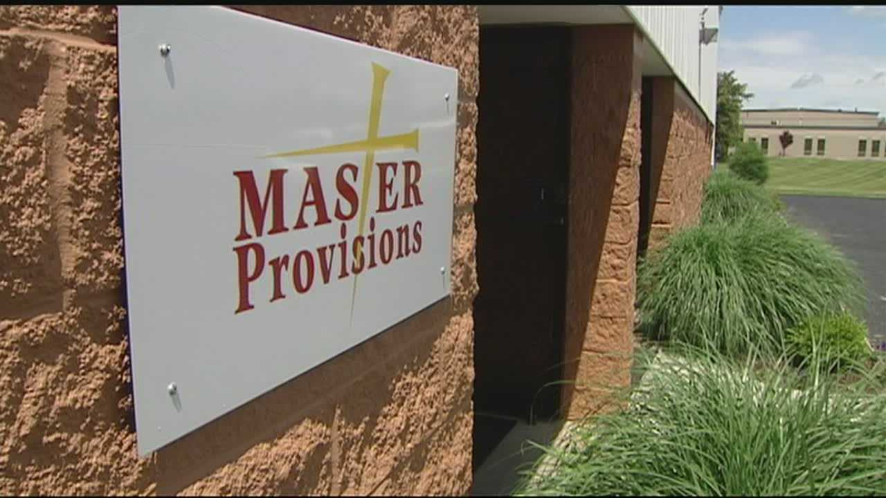 The pastor of a Mason church is collecting provisions to send to tornado-ravaged Oklahoma.