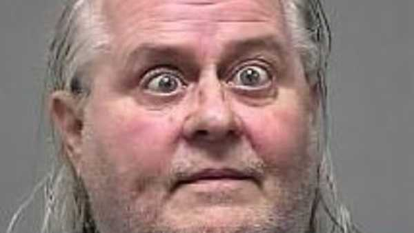 Rodney Wold, accused of pointing an AK-47 at a neighbor who was shooting rabbits with an air gun.