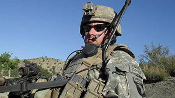 Sgt. James Robinson