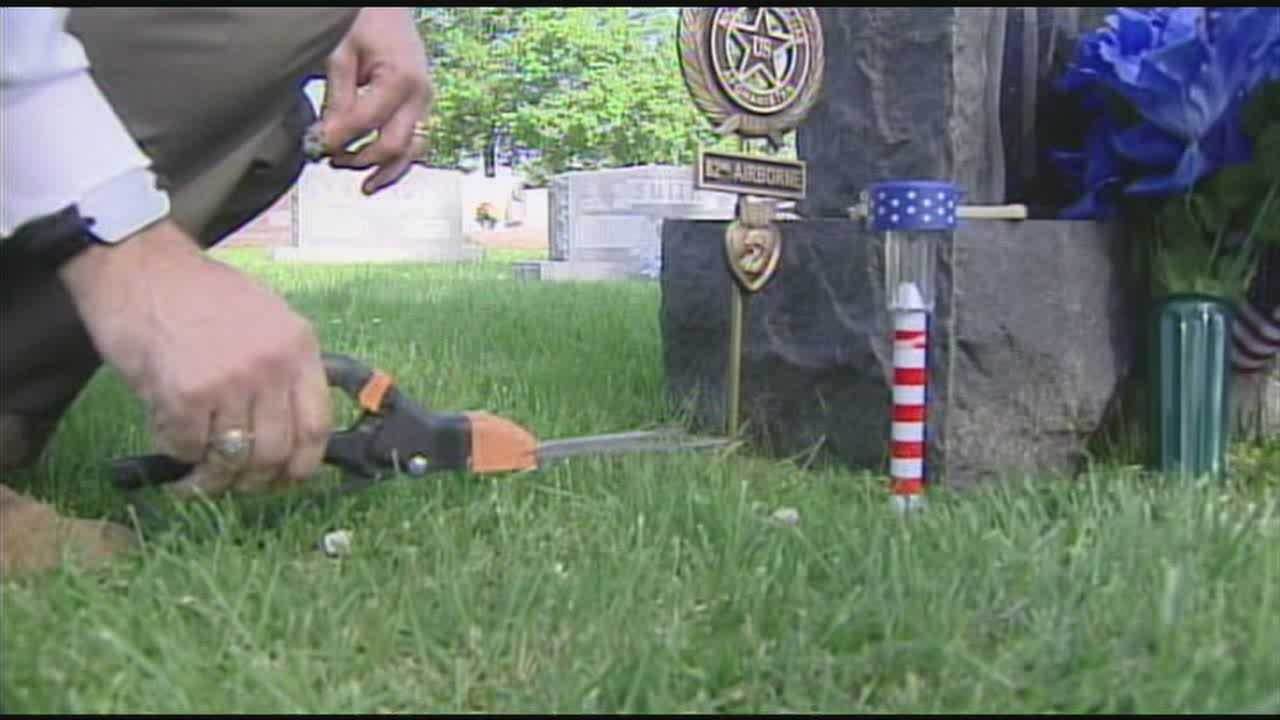Father remembers son on anniversary of his death in Afghanistan