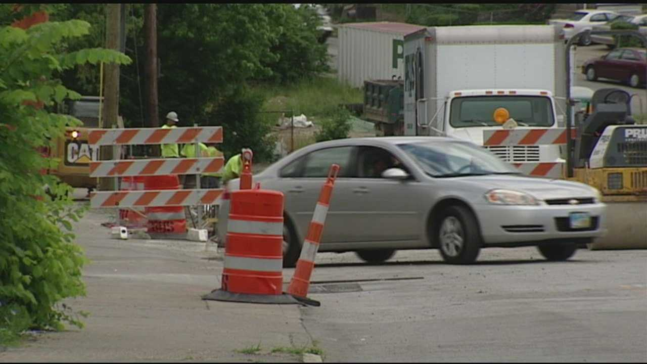 Construction closures add to commuter headaches on I-74, I-471