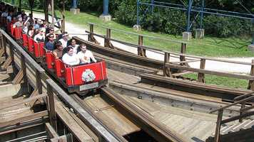 5. Ride The Beast at Kings Island.