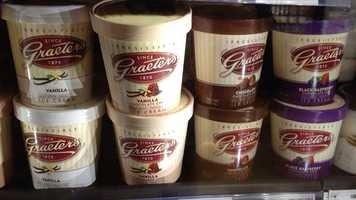 15. Savor black raspberry chip ice cream at Graeter's.