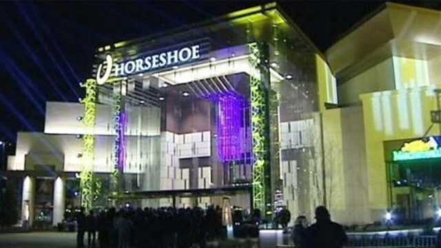 20. Try your luck at the Horseshoe Casino Cincinnati.
