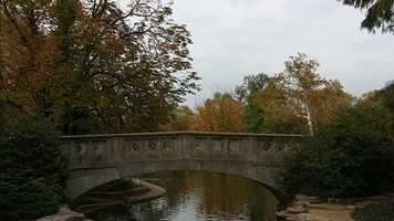 22. Visit the Cincinnati Art Museum to see Fog at Guernsey by Renoir, then take a stroll through Eden Park.