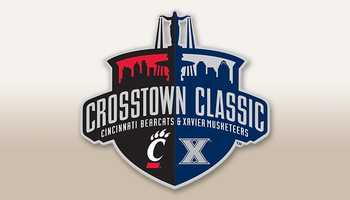 45. Pick a side in the annual Crosstown Classic between the University of Cincinnati and Xavier University basketball teams.